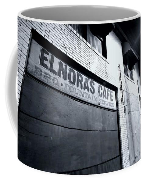 Black & White Photo Coffee Mug featuring the photograph Seen Better Days by Sven Brogren