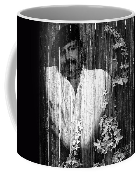 Clay Coffee Mug featuring the photograph Self Portrait by Clayton Bruster