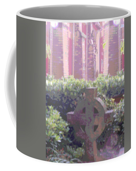 Church Coffee Mug featuring the photograph Seminal Moment by Tim Allen