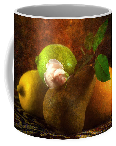 Sensual Coffee Mug featuring the photograph Sensual by Georgiana Romanovna