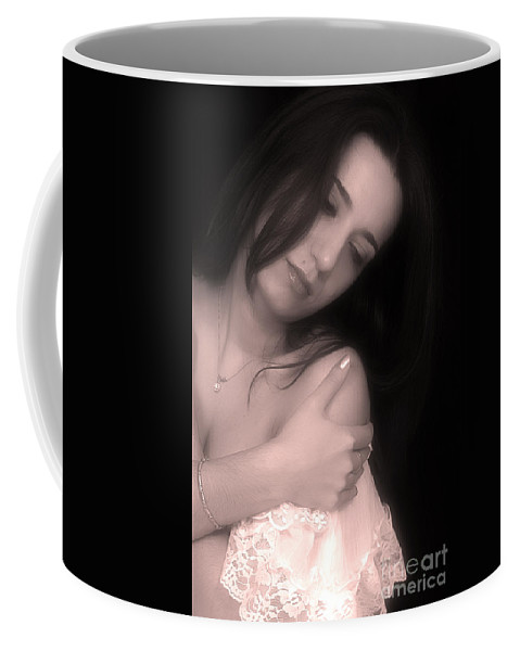 Clay Coffee Mug featuring the photograph Sensual Lmorn by Clayton Bruster