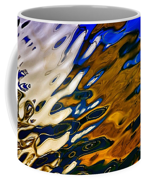 Abstract Coffee Mug featuring the photograph Sensuous by Lauren Leigh Hunter Fine Art Photography