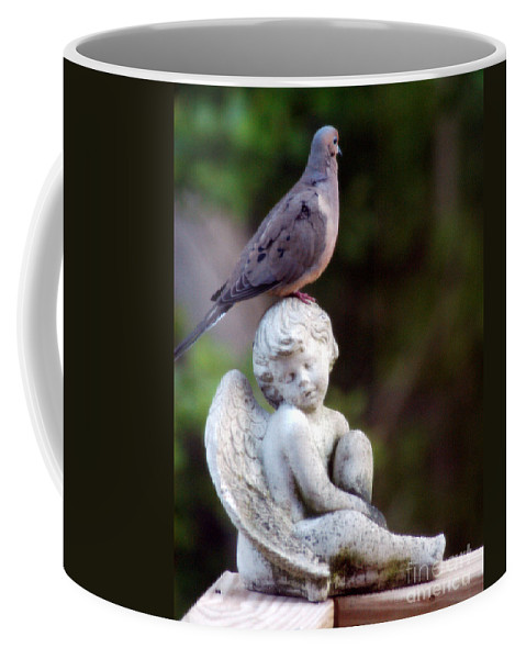 Clay Coffee Mug featuring the photograph Sent From Heaven by Clayton Bruster