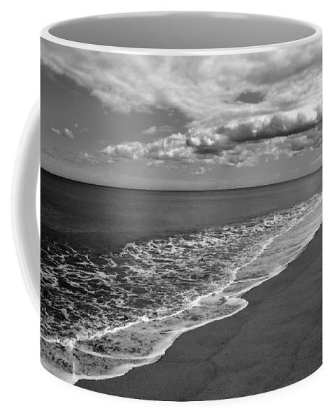 Ocean Coffee Mug featuring the photograph September Mood by Dianne Cowen