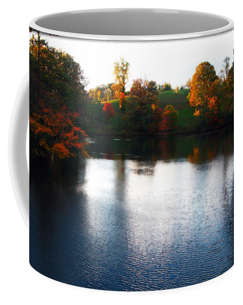 Fall Coffee Mug featuring the photograph Serenity by Brittany Horton
