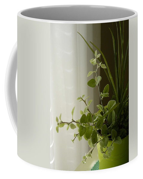 Serene Coffee Mug featuring the photograph Serenity by Carla Parris