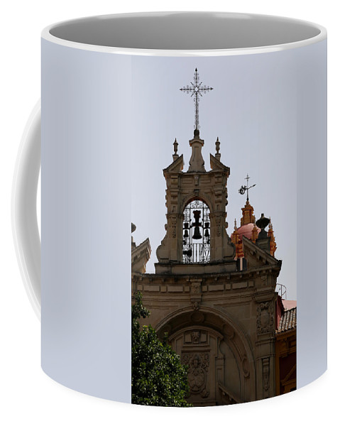 Seville Coffee Mug featuring the photograph Seville 21 by Andrew Fare