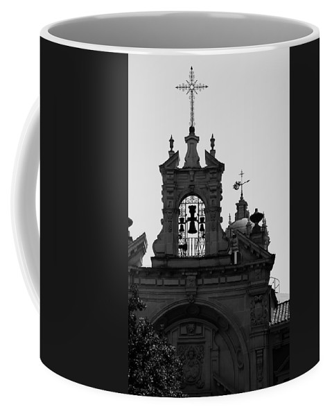 Seville Coffee Mug featuring the photograph Seville 21b by Andrew Fare