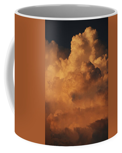 Clouds Coffee Mug featuring the photograph Shades Of Color by Rob Hans