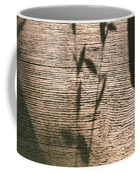 Coffee Mug featuring the photograph Shadow by Clayton Bruster
