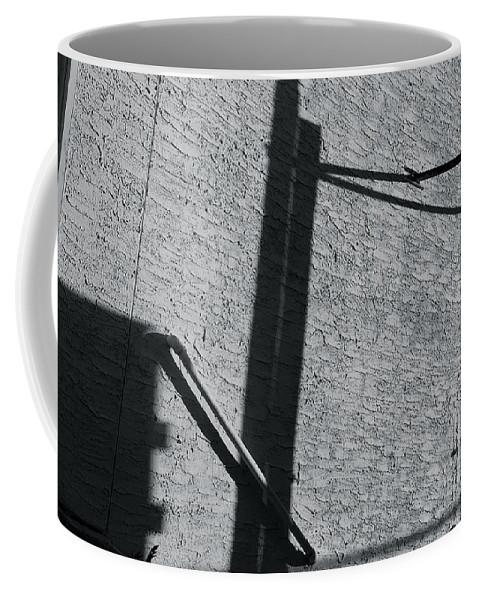 Shadow Coffee Mug featuring the photograph Shadow by Julian Grant