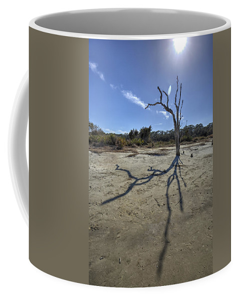 Photographs Coffee Mug featuring the photograph Shadow by Felix Lai