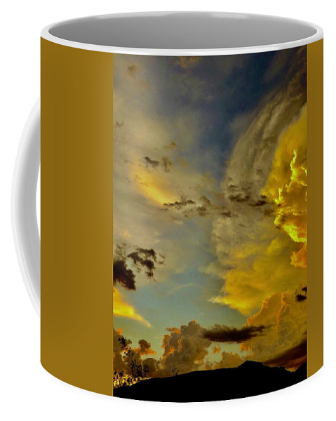 Coffee Mug featuring the photograph Shapes Of Heaven by Joy Elizabeth