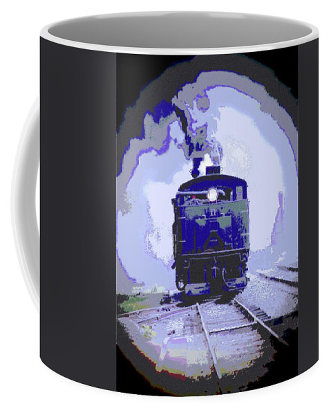 Cass Coffee Mug featuring the photograph Shay 11 O by Cathy Lindsey