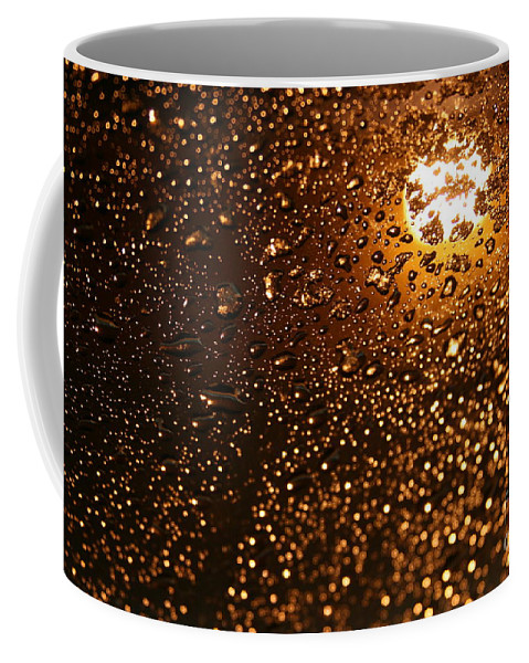 Alaska Coffee Mug featuring the photograph She Gracefully Surrenders by Sharon Mau