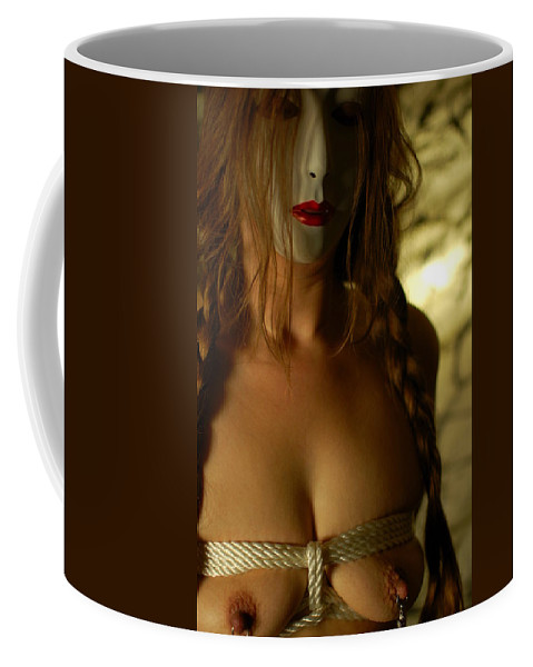 Color Photography Coffee Mug featuring the photograph She Seeks She Yearns by Kirk Griffith