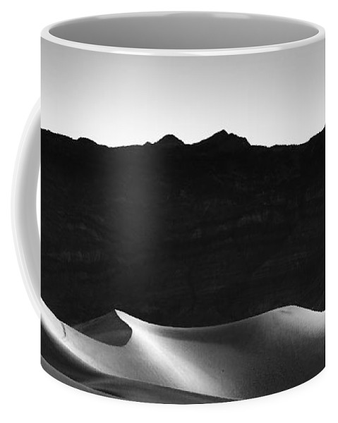 California Coffee Mug featuring the photograph She Sleeps On Her Side by Peter Tellone