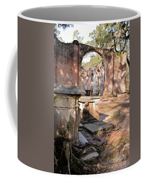 Church Coffee Mug featuring the photograph Sheldon Church by Katherine W Morse