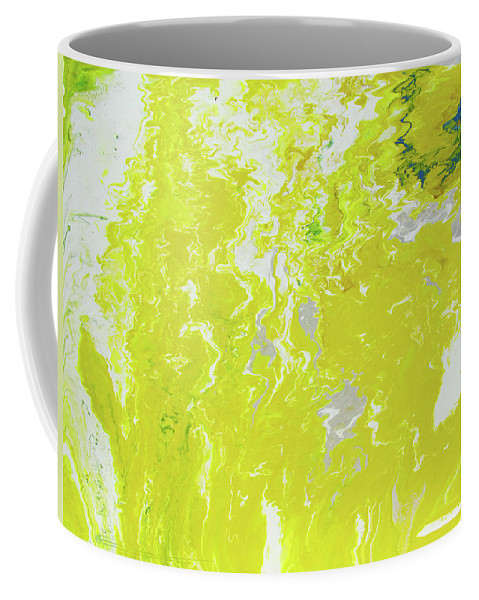 Fusionart Coffee Mug featuring the painting Shine by Ralph White