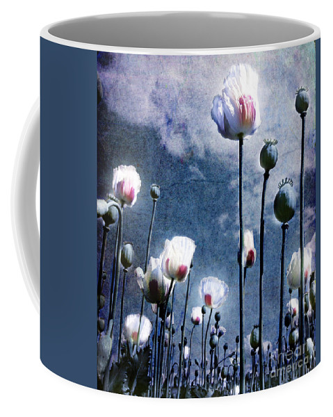 Flowers Coffee Mug featuring the photograph Shine Through by Jacky Gerritsen