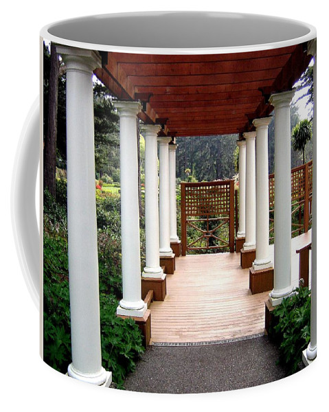 Shore Acres Coffee Mug featuring the photograph Shore Acres State Park 1 by Will Borden
