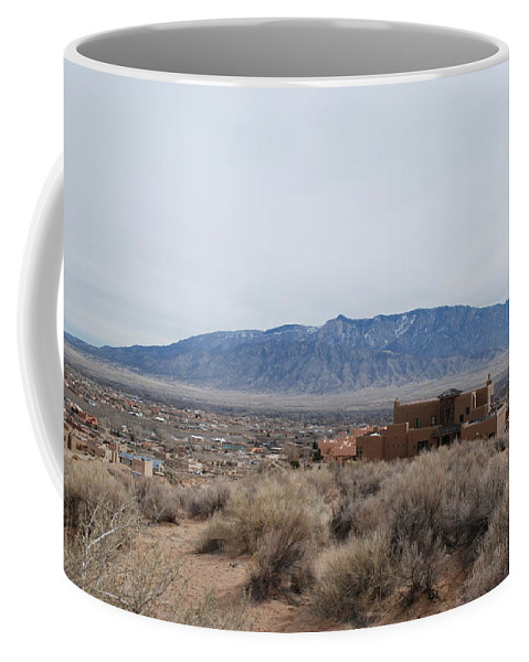 Mountians Coffee Mug featuring the photograph Shoulda Coulda Woulda by Rob Hans