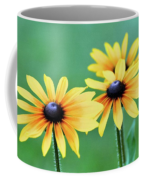 Oregon Coffee Mug featuring the photograph Summerkisses by Cher Rydberg