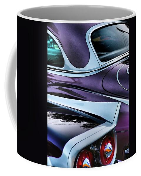 Showdown 3 Coffee Mug featuring the photograph Showdown 3 by Skip Hunt