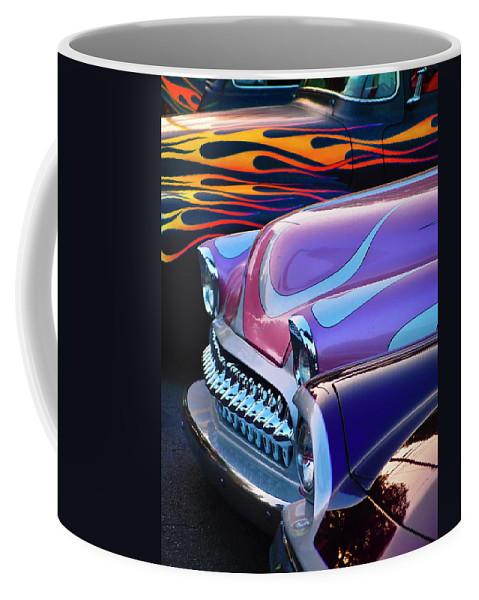 Showdown 5 Coffee Mug featuring the photograph Showdown 5 by Skip Hunt