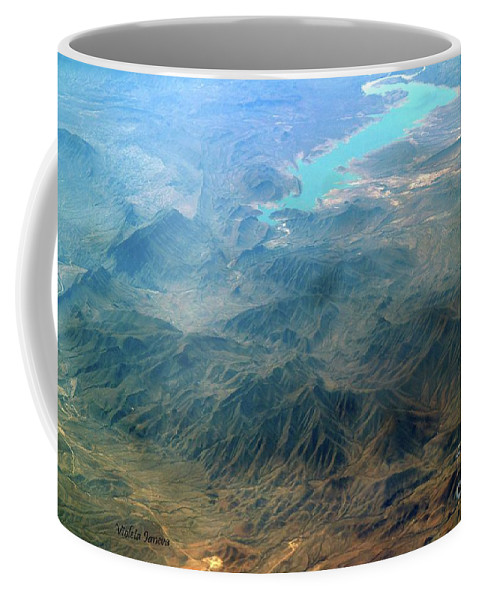 Sierra Madre Coffee Mug featuring the photograph Sierra Madre by Violeta Ianeva