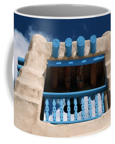 Southwest Coffee Mug featuring the photograph Silence by Jim Benest