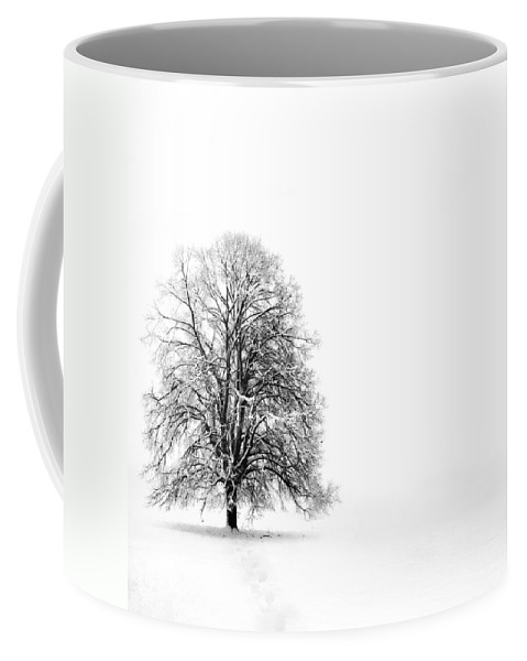 Landscape Coffee Mug featuring the photograph Silenzio by Jacky Gerritsen