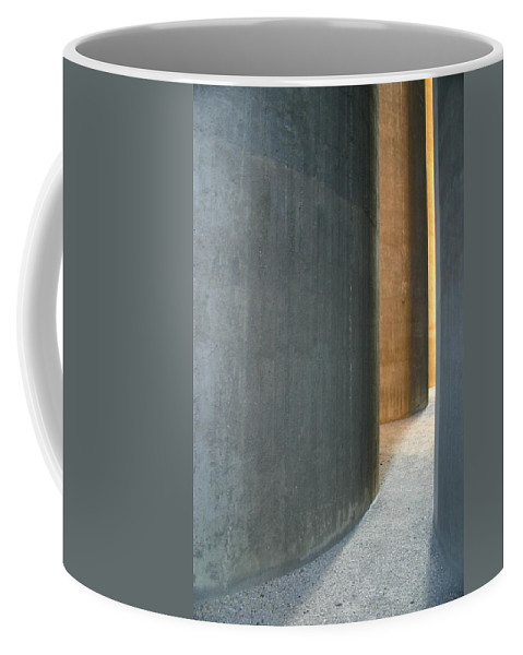 Silver Coffee Mug featuring the photograph Silver And Gold In Belgium by Minaz Jantz