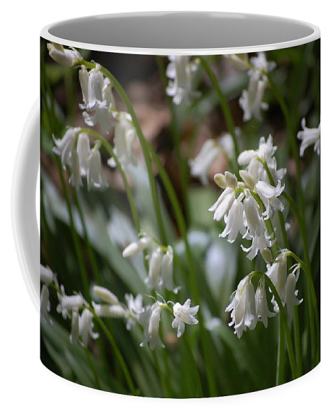 Landscape Coffee Mug featuring the photograph Silver Bells by David Lane