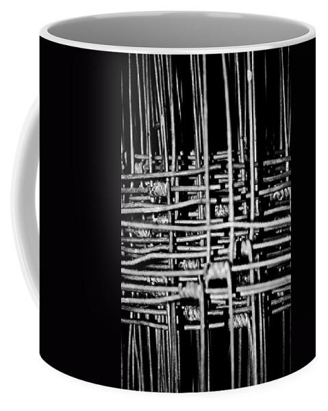 Silver Coffee Mug featuring the photograph Silver Lining by Hannah Breidenbach
