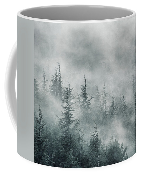 Coffee Mug featuring the photograph Simbiosis II by Guido Montanes Castillo