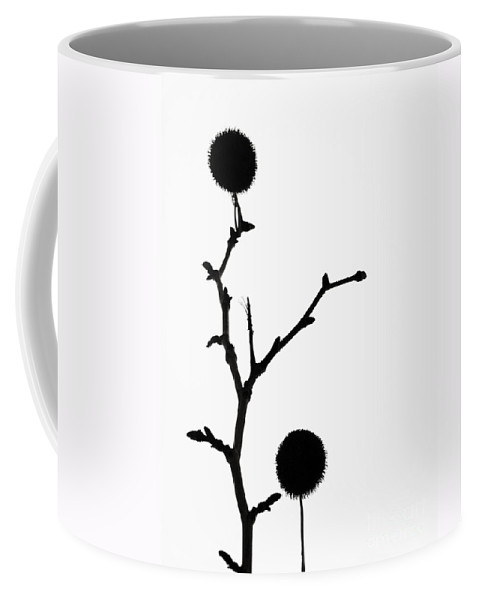Simple Coffee Mug featuring the photograph Simple Silhouette 3 by Tara Turner