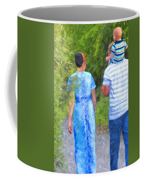 Idaho Coffee Mug featuring the photograph Simple Treasures by Image Takers Photography LLC - Carol Haddon
