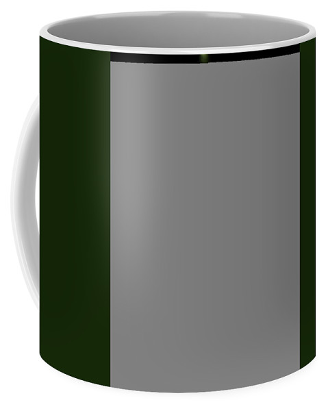 Tulip Coffee Mug featuring the photograph Single by Shannon Grissom