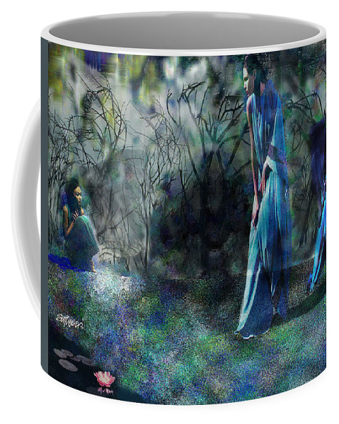 Sisters Of Fate Coffee Mug featuring the photograph Sisters of Fate by Seth Weaver
