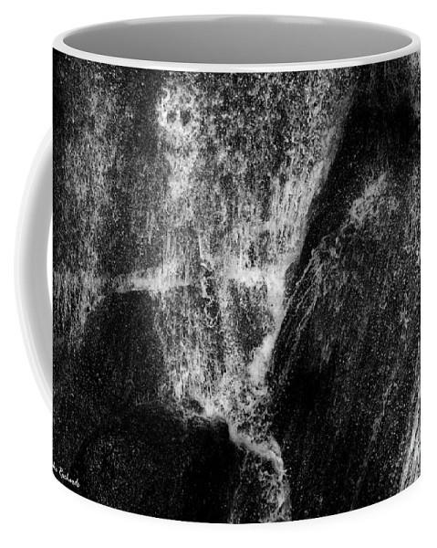 Skeleton Coffee Mug featuring the photograph Skeleton And Goblin Water Rock by Blake Richards