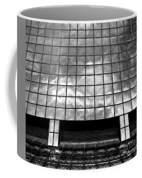 Reflection Coffee Mug featuring the photograph Sky Graph by James Aiken