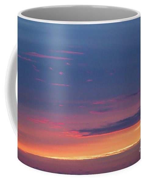 Glow Coffee Mug featuring the photograph Sky by Robert Loe