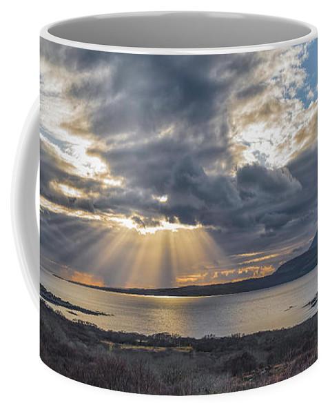 Isle Of Skye Coffee Mug featuring the photograph Skye by Mike Herdering