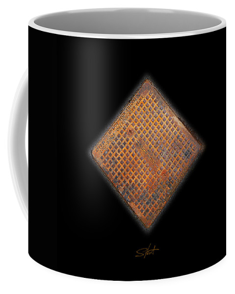 Erotic Coffee Mug featuring the photograph Slide Out by Charles Stuart
