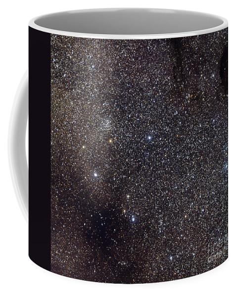 Science Coffee Mug featuring the photograph Small Sagittarius Star Cloud, M24, Ic by Vanessa Harvey/REU Program/NOAO/AURA/NSF