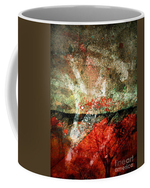 Concrete Coffee Mug featuring the photograph Small Truths by Tara Turner