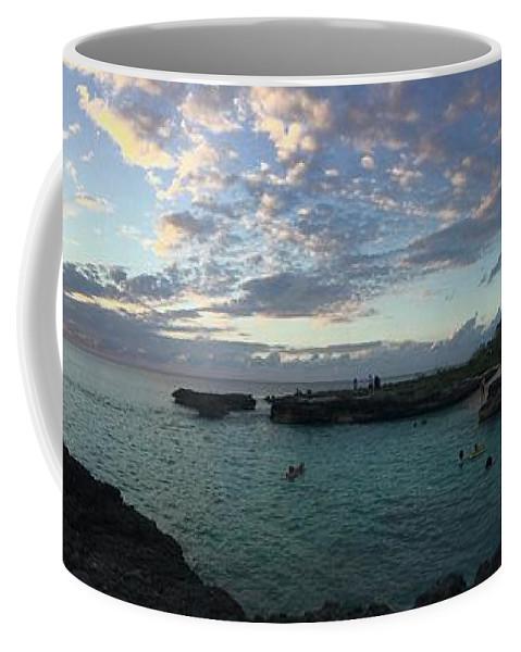 Smith Cove Grand Cayman Coffee Mug featuring the photograph Smith Cove Grand Cayman by Monte Lee Thornton