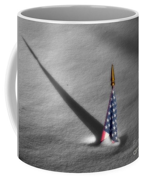Snow Coffee Mug featuring the photograph Snow Bound by Rick Monyahan