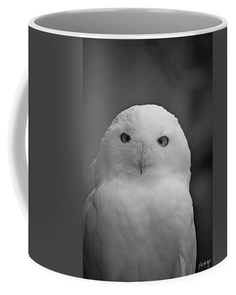 Birds Coffee Mug featuring the photograph Snowy Owl by Phill Doherty